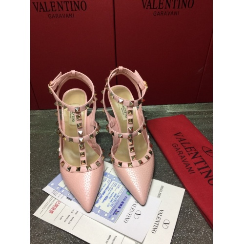 Valentino High-Heeled Shoes For Women #871409