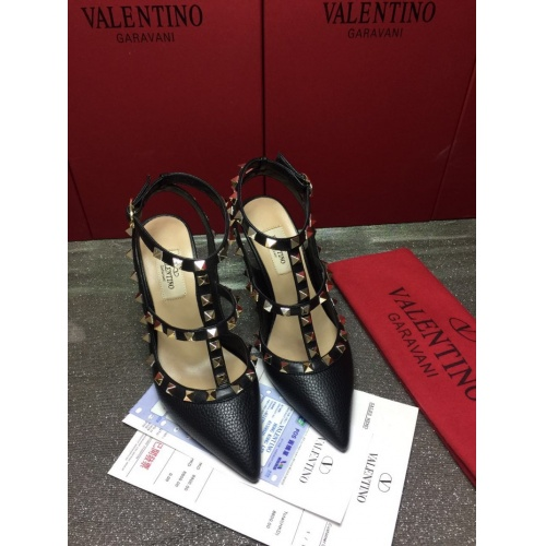 Valentino High-Heeled Shoes For Women #871410