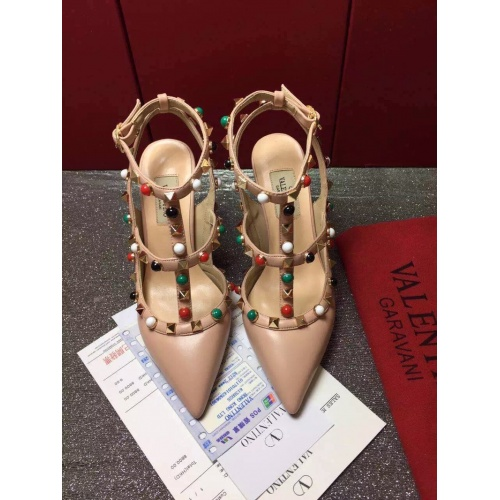 Valentino High-Heeled Shoes For Women #871412