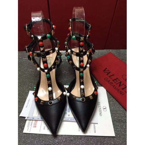 Valentino High-Heeled Shoes For Women #871416