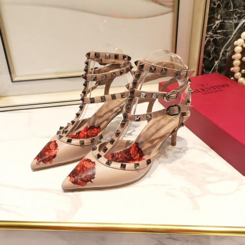 Valentino High-Heeled Shoes For Women #871417