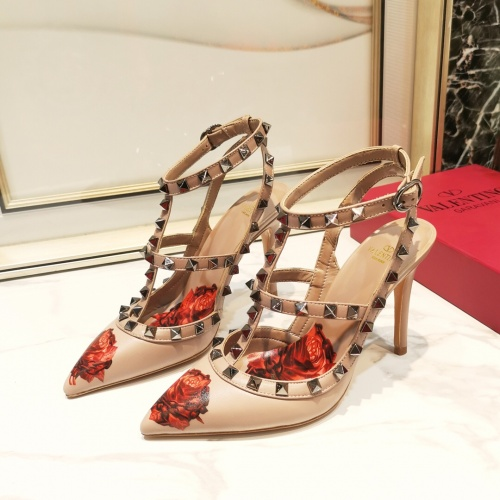 Valentino High-Heeled Shoes For Women #871419