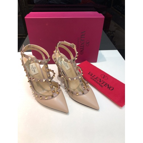 Valentino High-Heeled Shoes For Women #871428