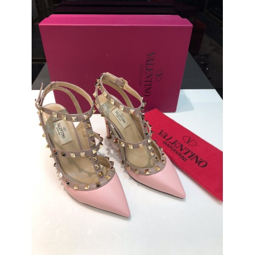 Valentino High-Heeled Shoes For Women #871429