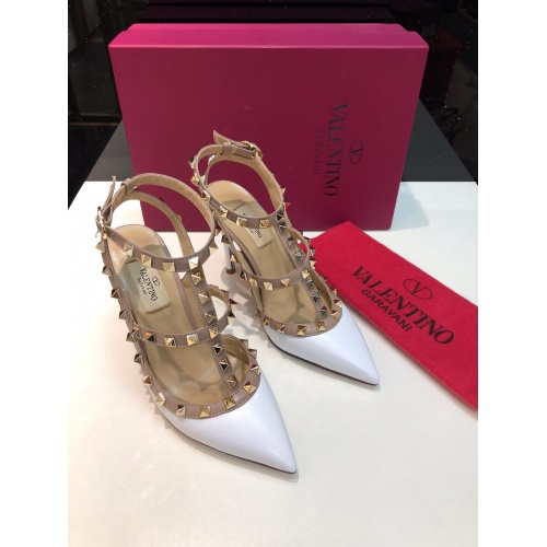 Valentino High-Heeled Shoes For Women #871432