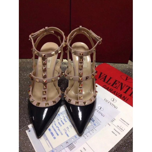 Valentino High-Heeled Shoes For Women #871436