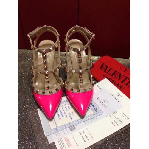 Valentino High-Heeled Shoes For Women #871437