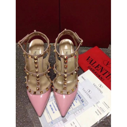 Valentino High-Heeled Shoes For Women #871438