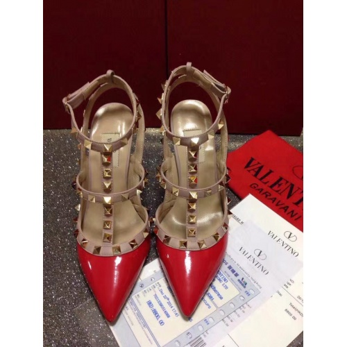 Valentino High-Heeled Shoes For Women #871439