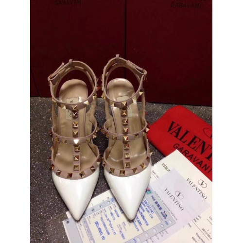 Valentino High-Heeled Shoes For Women #871440