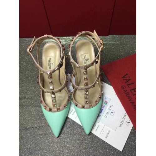 Valentino High-Heeled Shoes For Women #871441