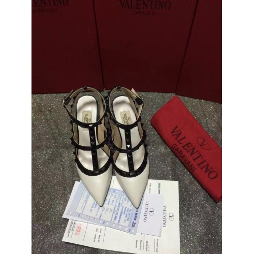 Valentino High-Heeled Shoes For Women #871442