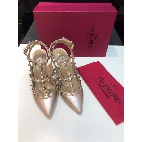 Valentino High-Heeled Shoes For Women #871444