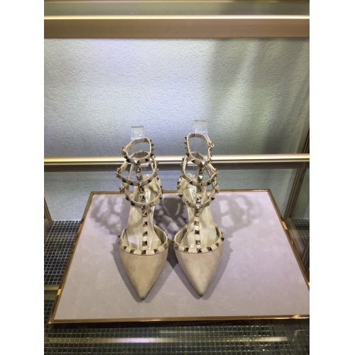Valentino High-Heeled Shoes For Women #871465