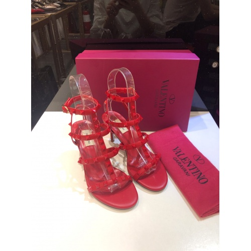 Valentino High-Heeled Shoes For Women #871470