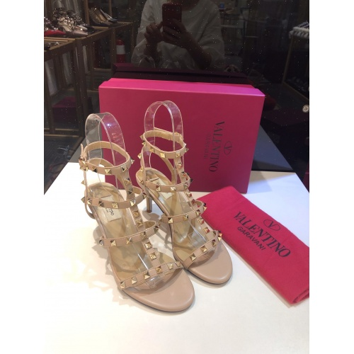 Valentino High-Heeled Shoes For Women #871472