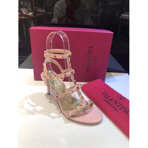 Valentino High-Heeled Shoes For Women #871474