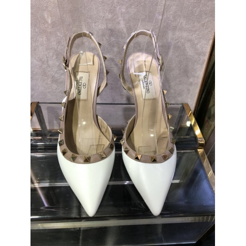 Valentino High-Heeled Shoes For Women #871481