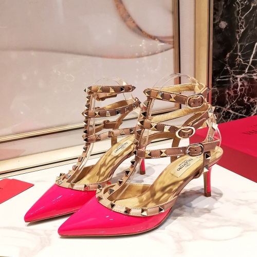 Valentino High-Heeled Shoes For Women #871494