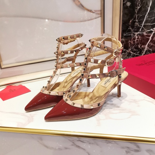 Valentino High-Heeled Shoes For Women #871495
