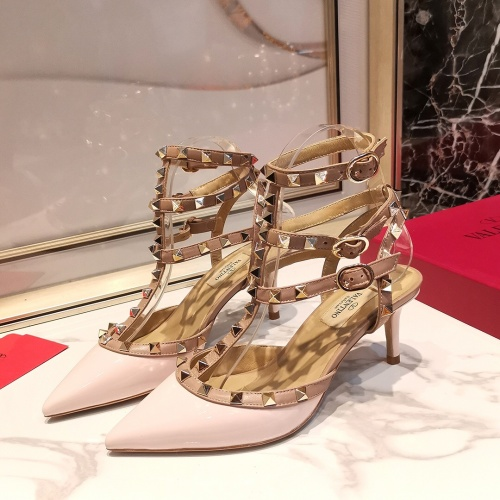 Valentino High-Heeled Shoes For Women #871497