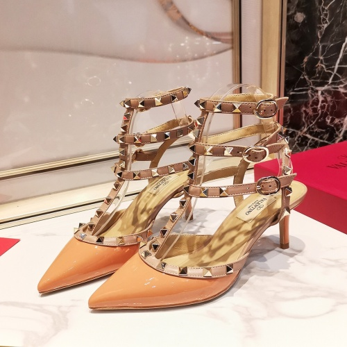 Valentino High-Heeled Shoes For Women #871500