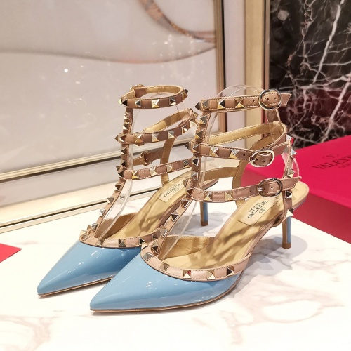 Valentino High-Heeled Shoes For Women #871503