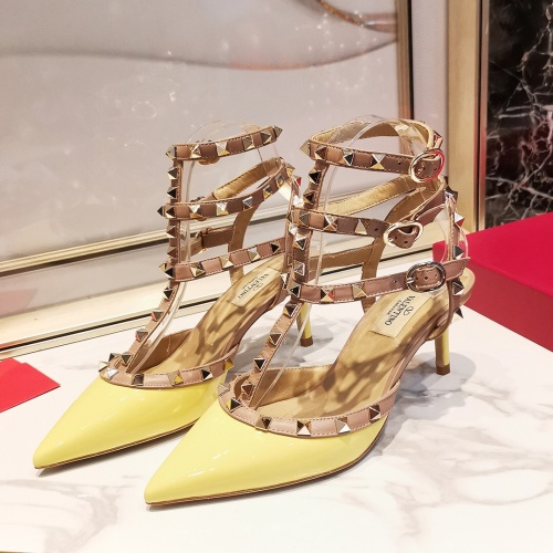 Valentino High-Heeled Shoes For Women #871506