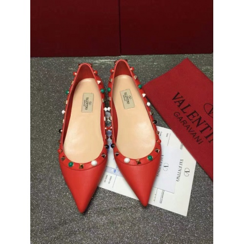Valentino Flat Shoes For Women #871509