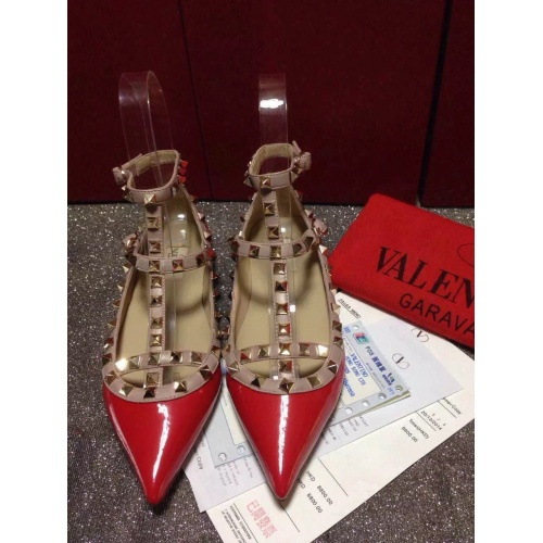 Valentino Flat Shoes For Women #871523