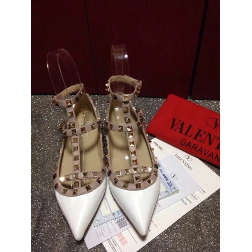 Valentino Flat Shoes For Women #871526