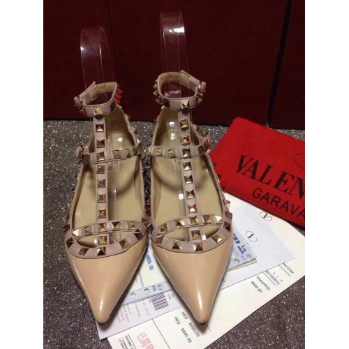 Valentino Flat Shoes For Women #871527