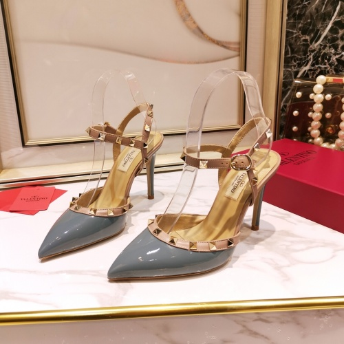 Valentino High-Heeled Shoes For Women #871530
