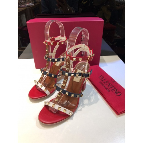 Valentino High-Heeled Shoes For Women #871533