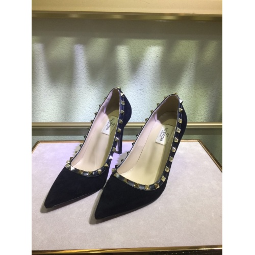 Valentino High-Heeled Shoes For Women #871537
