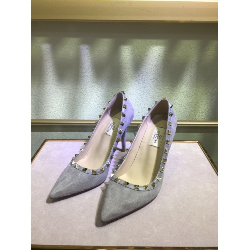 Valentino High-Heeled Shoes For Women #871538