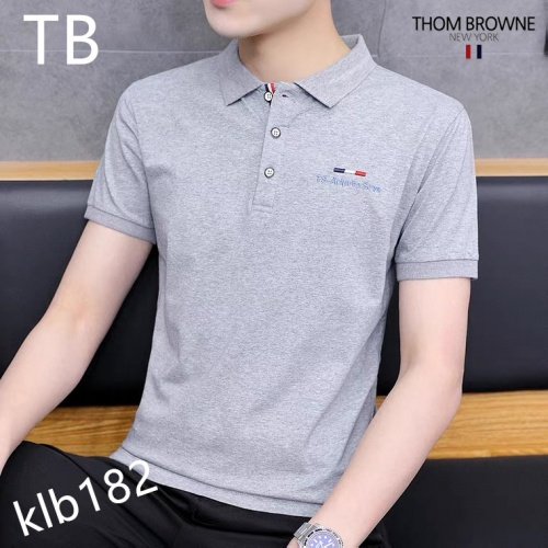 Thom Browne TB T-Shirts Short Sleeved For Men #871580