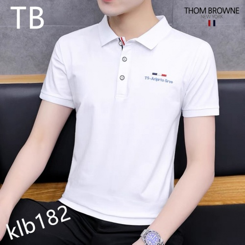 Thom Browne TB T-Shirts Short Sleeved For Men #871581