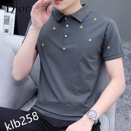 Christian Dior T-Shirts Short Sleeved For Men #871588