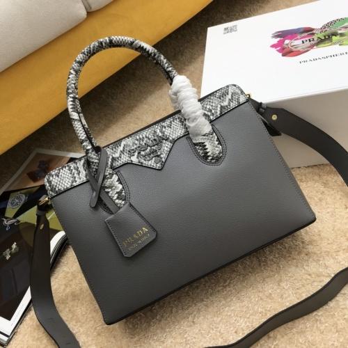 Prada AAA Quality Handbags For Women #871669