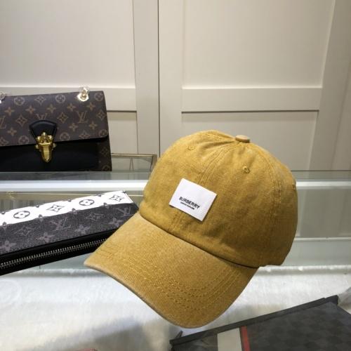 Burberry Caps #871691