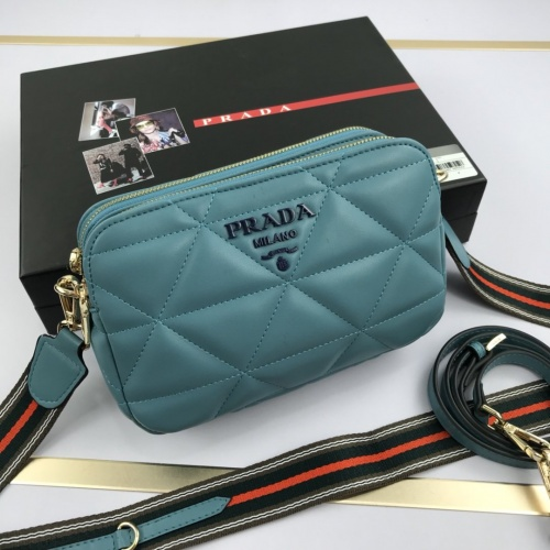 Prada AAA Quality Messeger Bags For Women #871700