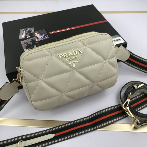 Prada AAA Quality Messeger Bags For Women #871701