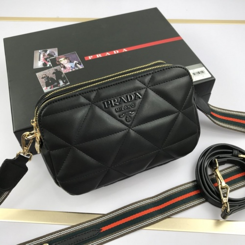 Prada AAA Quality Messeger Bags For Women #871704