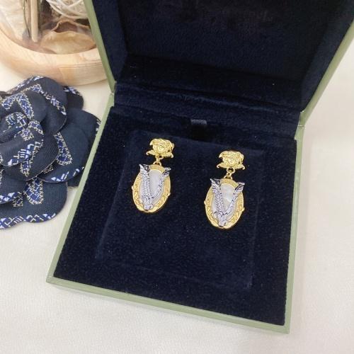Versace Earrings #871768