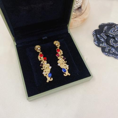 Versace Earrings #871769