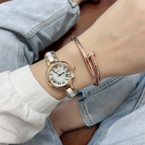 Replica Cartier Watches #871807 $30.00 USD for Wholesale