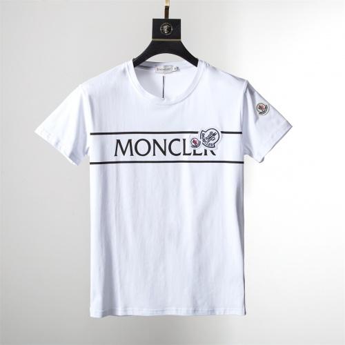 Moncler T-Shirts Short Sleeved For Men #871891