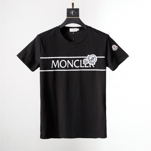 Moncler T-Shirts Short Sleeved For Men #871892