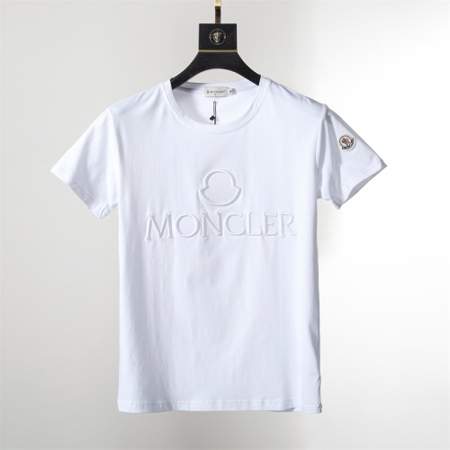 Moncler T-Shirts Short Sleeved For Men #871897